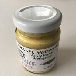Moutarde au poivre vert de...