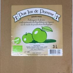 Biopom jus de pommes
