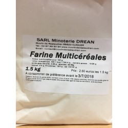 Farine multi-céréales