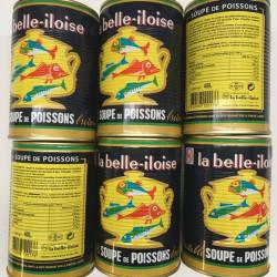 Soupe La Belle Iloise