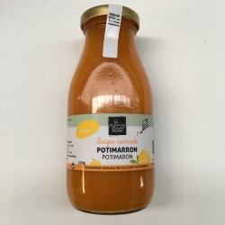 Potimarron orange