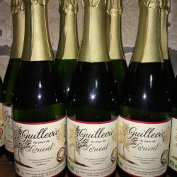 Cidre Guillevic demi sec...
