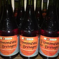 Pommeau de Bretagne des...