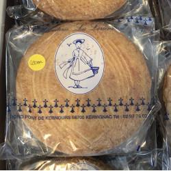 Gâteau breton au citron