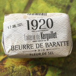 Beurre bio 1920