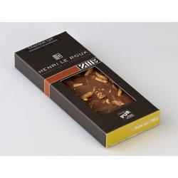 Chocolat aux amandes...
