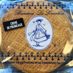 Gâteau breton à la crème de...