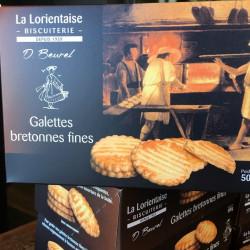 Galettes fines bretonnes
