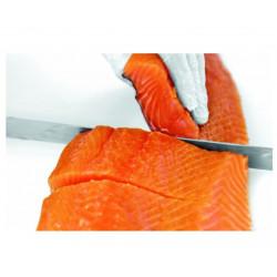 Pavé fondant de saumon bio...