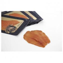 2 tranches de saumon fumé...