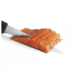 Pavé de saumon fumé label...