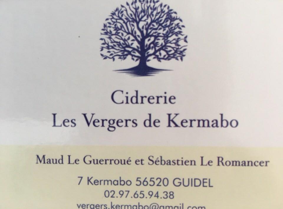 Les vergers de Kermabo