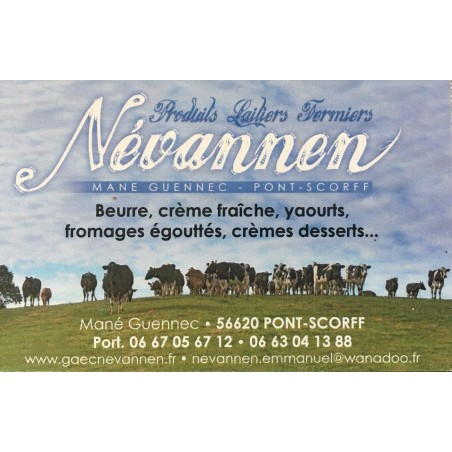 La ferme Nevannen