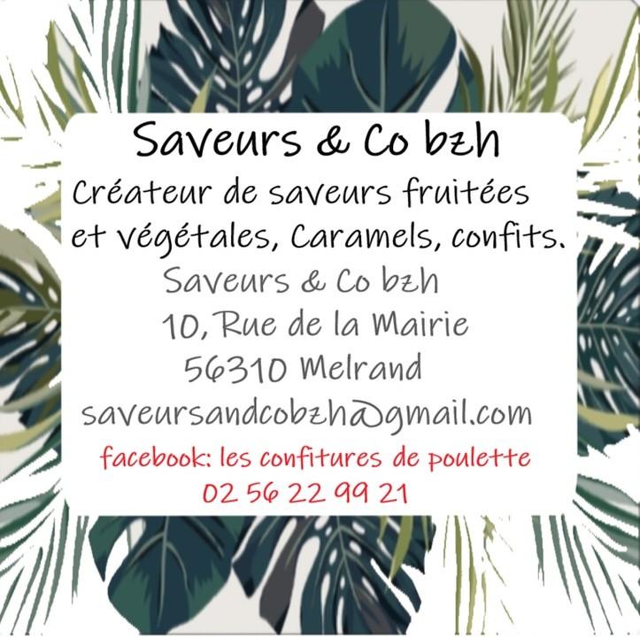 Saveurs & co BZH